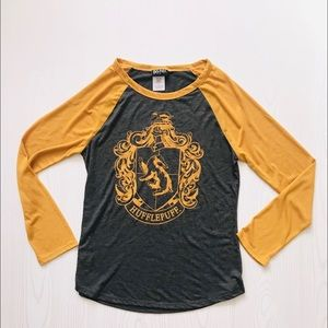Harry Potter Jerry Leigh Long Sleeve Shirt Large